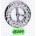 15007 застёжка тём.никель