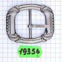 19356 застёжка тём.никель